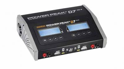 MPX POWER PEAK D7 EQ-BID 12V/230 Ladestation