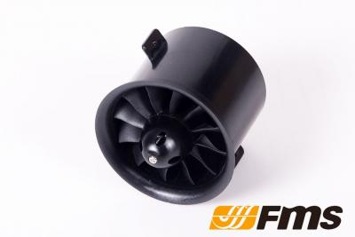 FMS 70mm EDF mit Innenläufer-Brushless-Motor 1850KV