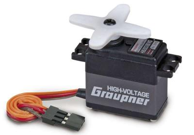 Graupner HVS 933 BB MG Servo 16mm