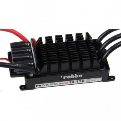 ROBBE RO-CONTROL PRO 14-130 6-14S -130(160)A BRUSHLESS REGLER OPTO