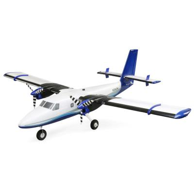 Twin Otter 1.2m BNF Basic with AS3X and SAFE, includes Floats (EFL30050)