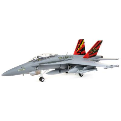 E-flite F-18 80mm EDF BNF Basic w/AS3X and SAFE Select (EFL3950)
