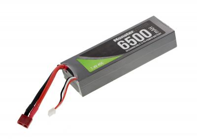 Monstertronic 7,4V 6500mAh 45C Hardcase