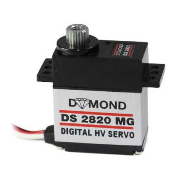 DYMOND DS 2820 MG HV Servo 12mm