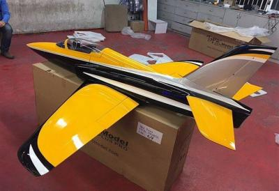 Top-RC ODYSSEY Sport-Jet Combo 2190mm YELLOW