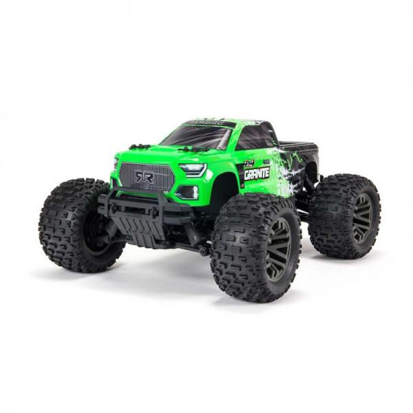 1/10 GRANITE V3 3S BLX 4WD Brushless Monster Truck mit Spektrum RTR * (ARA4302V3T1)