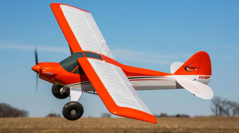 E-flite Carbon-Z Cub SS 2.1m BNF Basic mit AS3X und SAFE Select (EFL12450)