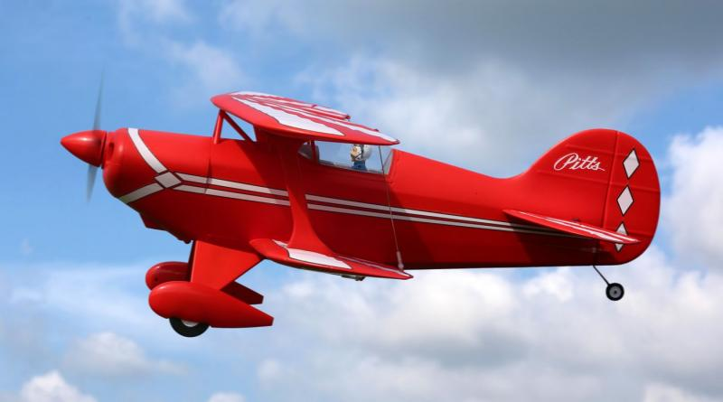 Pitts S-1S 850mm BNF Basic with AS3X and SAFE Select * EFL3550