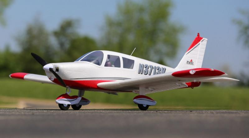 E-flite Cherokee 1.3m BNF Basic mit AS3X und SAFE Select (EFL5450)