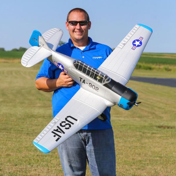 E-flite AT-6 1.5m BNF Basic (EFL8750)