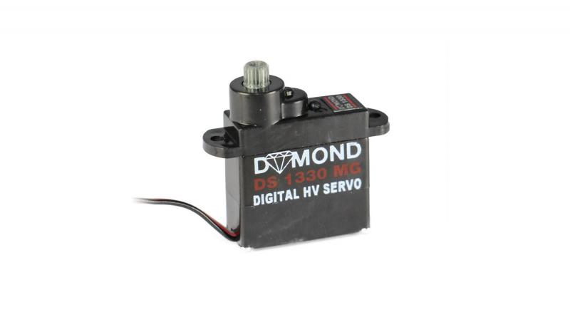 DYMOND DS 1330 MG HV digital Servo