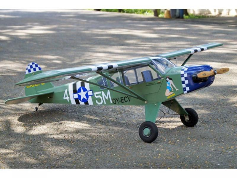 Piper L4 Grasshopper / 1630mm