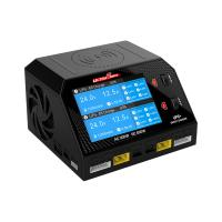 Ultra Power UP6+ Dual Smart Charger AC/DC 2 x 300W 16A LCD Farbdisplay